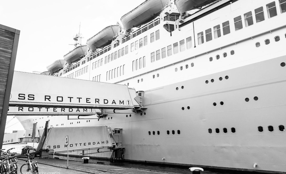 SS Rotterdam fotoshoot
