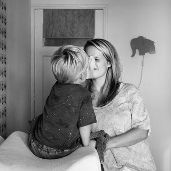 Fotoshoot van je kind