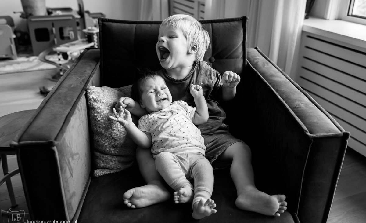 Fotoshoot van je kinderen