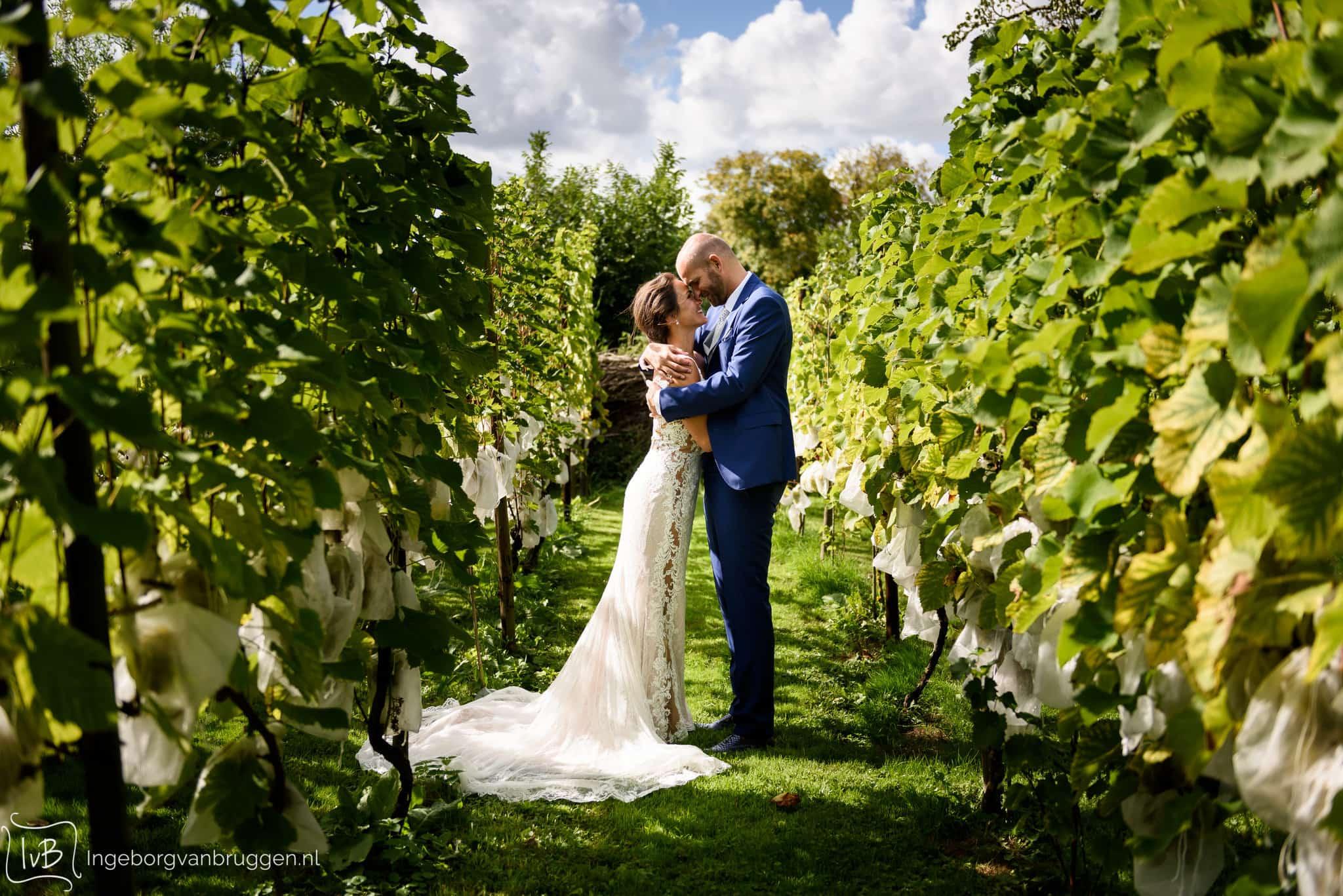 Hoe je het mooist op je trouwfoto's komt te staan