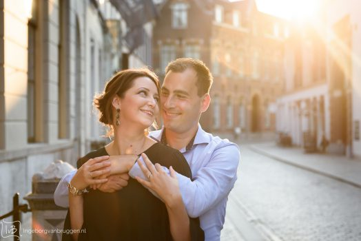 Tips voor loveshoot in de winter