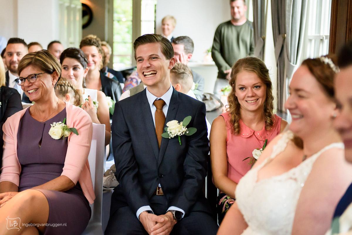 Bruidsfotografie Koetshuis Rotterdam
