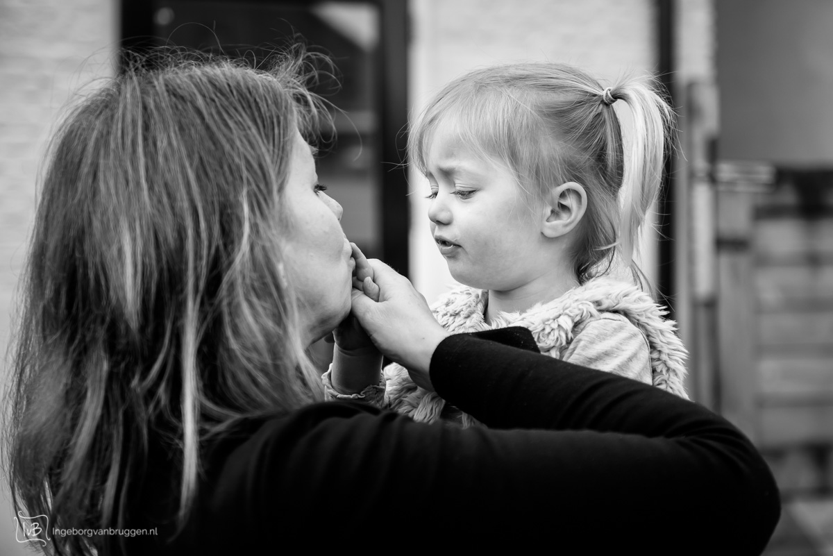 Fotoreportage familie gezin