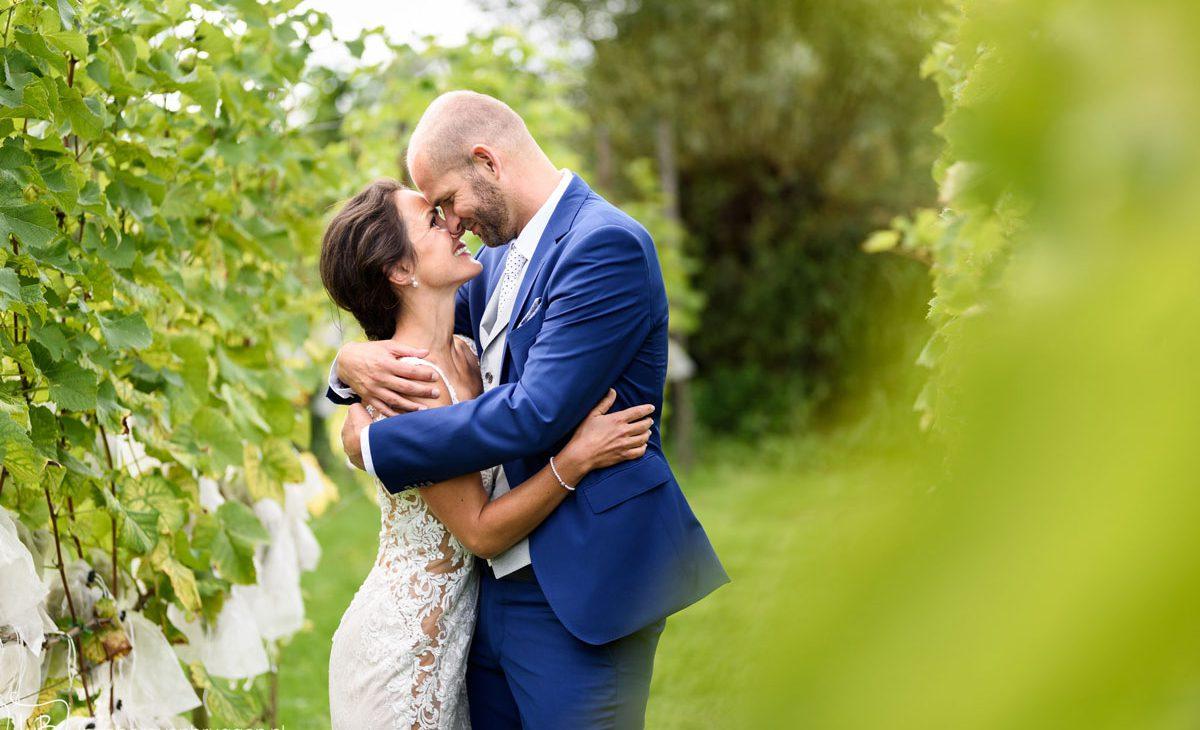 Fotoshoot van je trouwen