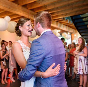 Vierkant fotoshoot van je trouwen