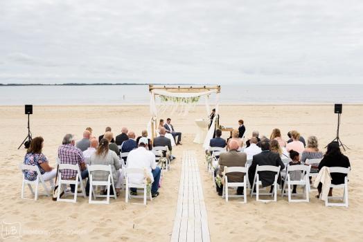Bruiloft of trouwfoto's maken op het strand? Mijn tips!