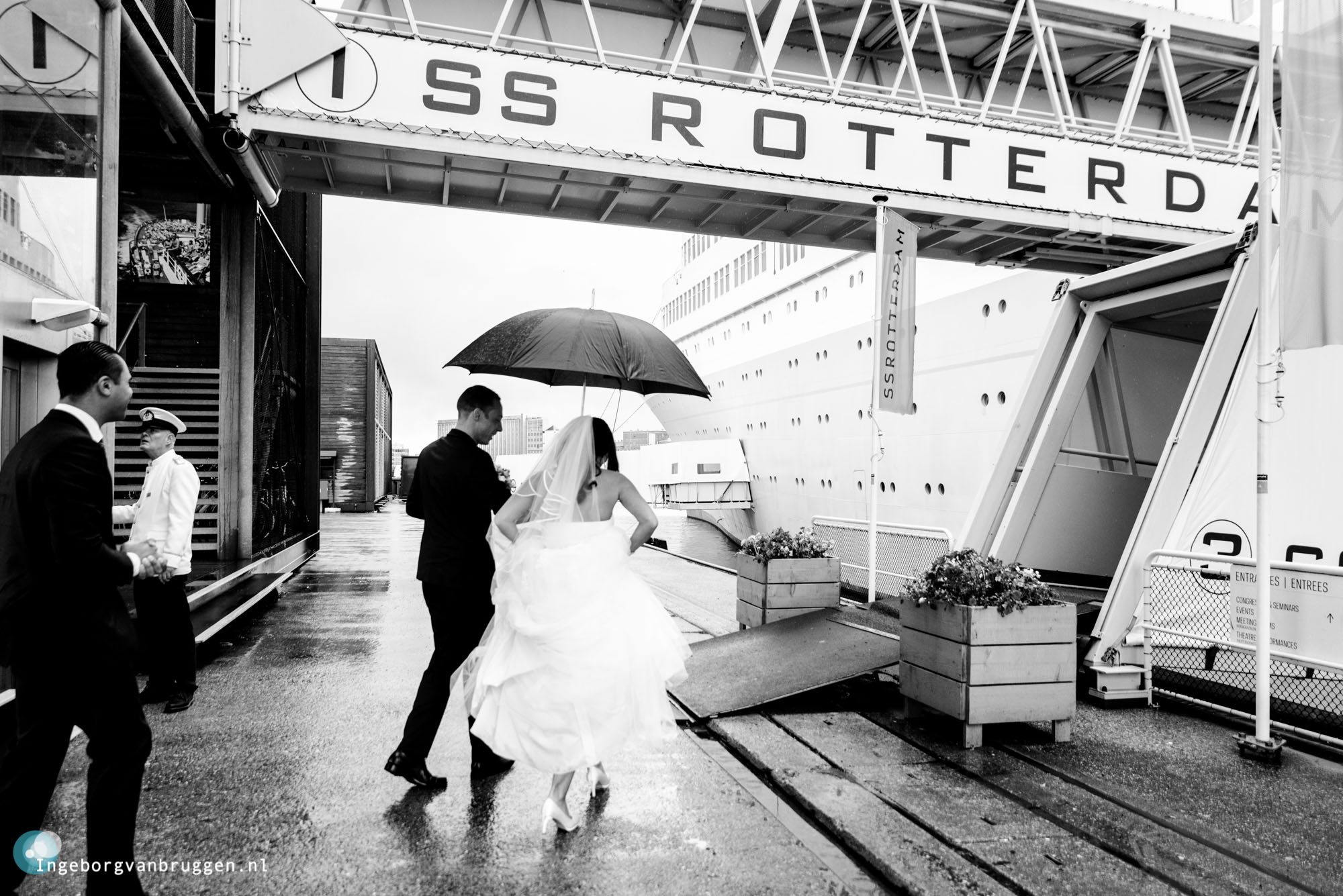 Wat als het regent op jullie bruiloft?