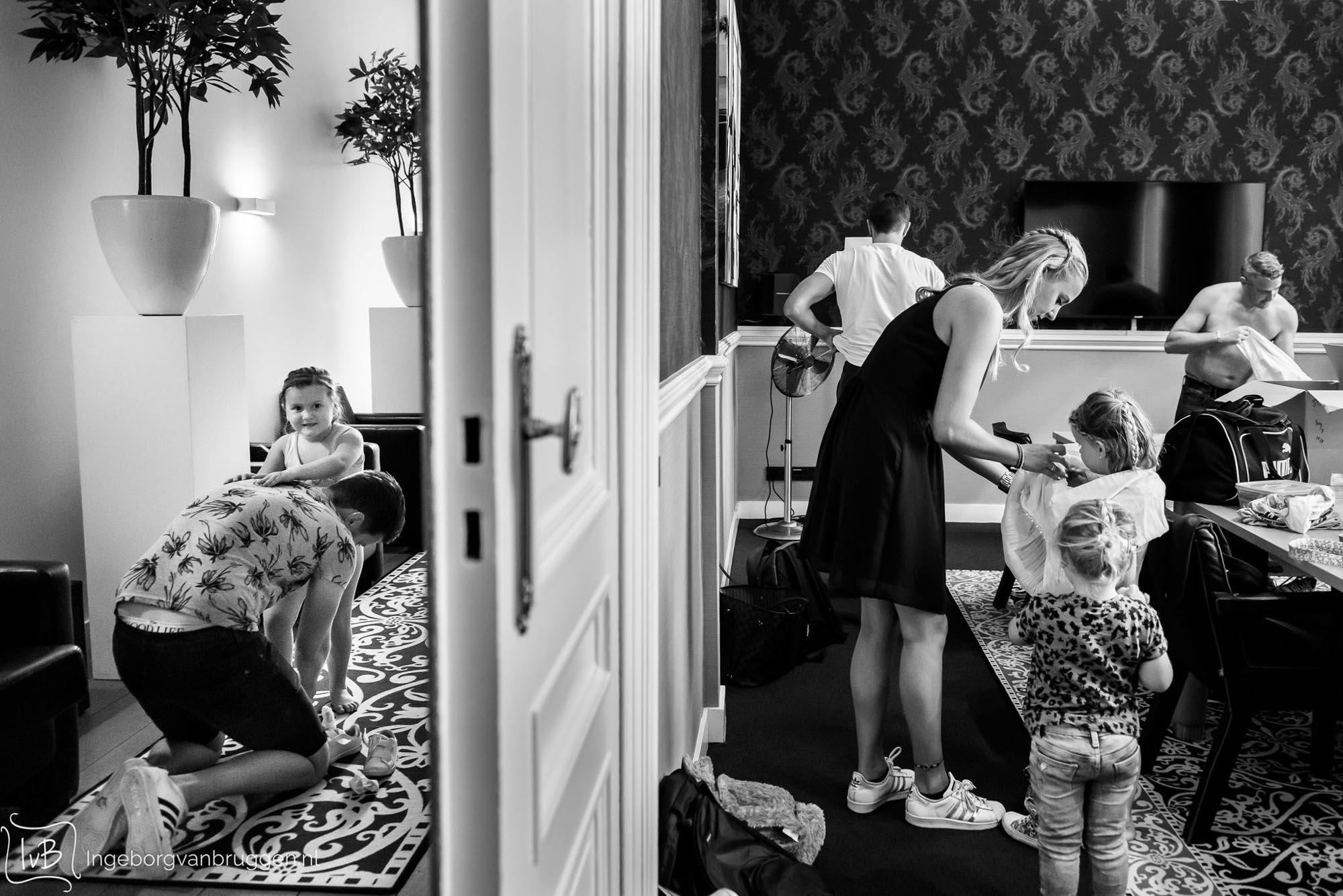 Trouwfotografie Landgoed Wolfslaar Breda