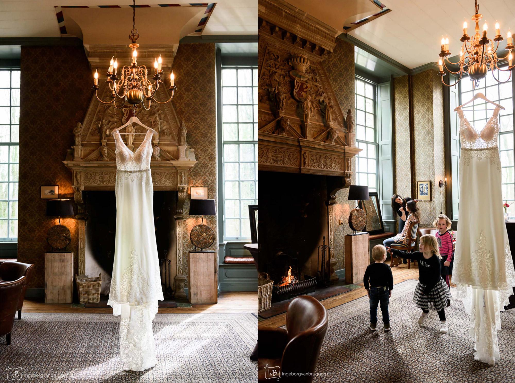 trouwen in kasteel wijenburg