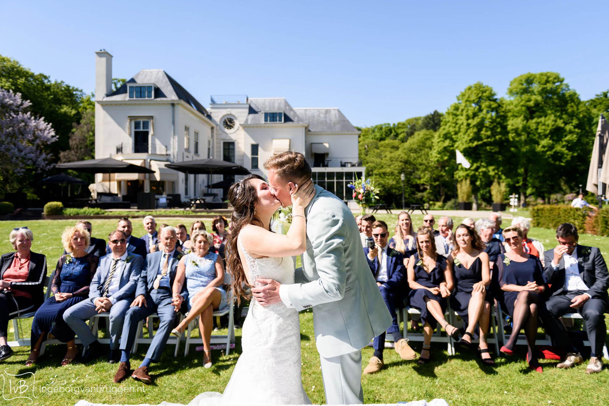 Intieme bruiloft organiseren