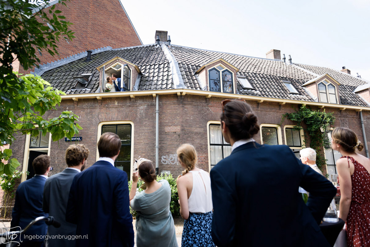 Bruidsfotografie Buitenplaats Sparrendaal en Utrecht